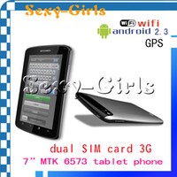Wholesale new comming MTK6573 quot Android Capacitive touch screen Cellphone Tablet PC android Phones