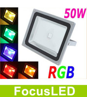 Wholesale Newest W RGB Led Flood Light LM High Brightness Colors Changeful Led Floodlight V