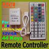 44 Keys Remote IR Controller for LED Strip light 3528 5050 SMD RGB LED rope Strip light 12V 6A