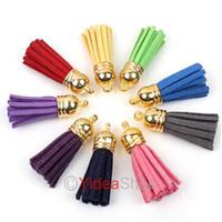Wholesale 200pcs Mixed Colorful Cotton Rope Cords Dia mm Fit Pendant Phone Pandant DIY