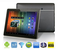 Wholesale Aoson M11 quot Android Tablet PC Rockchip RK3066 Ghz Dual Core GB GB Built in Bluetooth