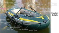 0.5 mm PVC boat - INTEX Inflatable Boat for Persons Air Boat Raft Rafts Ship