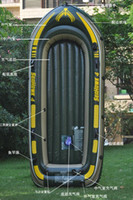 Wholesale INTEX Inflatable Boat for Persons Air Boat Raft Rafts Ship DHL Shipping Best