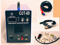 arc amps - 80 Amp DC Pilot Arc Inverter Plasma Cutter V V Phases with P80 Torch