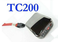 Wholesale TC200 GPS TRACKER BUG MINI PHONE SMALLEST For elder and kid chilren Sample
