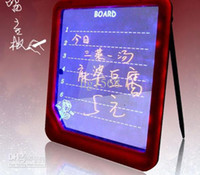 Wholesale LED message board tablet with LED lamp foe Christmas