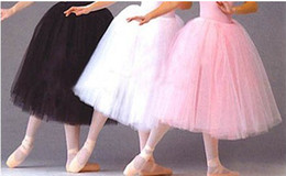 Wholesale Plus size adult ballet long tutu teen to women