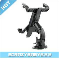 Wholesale Rotatable Car Holder Mount Kit Stand for iPad2 iPad3 Tablet PC GPS Laptop quot quot Android