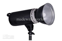 Wholesale Professional Studio Flash WS Stepless adjustment Lighting Photography Perfect E0153A