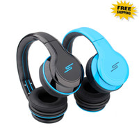 STREET by 50 Cent Wired Over- Ear Headphones - Blue black by ...