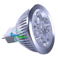 4W 12v mr16 down light - Brand New Warm cold White LED light LEDs MR16 LED Spotlight W V Down Light Bulb