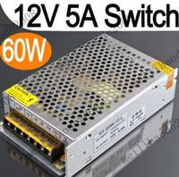 Wholesale 20pcs E33 V A W Switch Power Supply Driver For LED Strip Lights Light