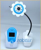 Wholesale 1 inch G portable cordless flowerlike wireless camera baby monitor