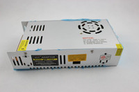 Wholesale DC V A Regulated Switching Power Supply Universal W Driver For LED Strip light