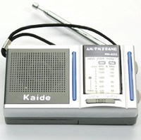 Wholesale Mini Portable AM FM Pocket Radio Bands Receiver DC V