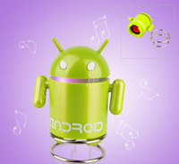 Wholesale cute design adorable google android shape mini collectibles series by EMS
