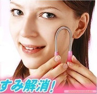 Wholesale Best price Fashion Face Facial Hair Spring Remover Removal Tool Stick Epilator Epistic