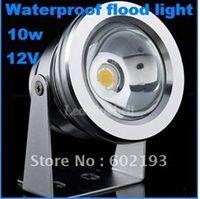 Wholesale LED Underwater Light Cheap high quality V W LED Waterproof Floodlight Lamp LED White or warm Energy Saving Light lamp