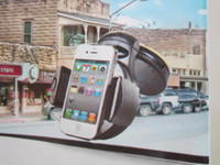 Wholesale Universal Mobile Phone Windshield Car Holder For Iphone GPS PDA MP3 MP4