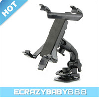 Wholesale Multi Direction Rotatable Automobile Car Holder Mount Stand for quot Tablet PC iPad3 Android