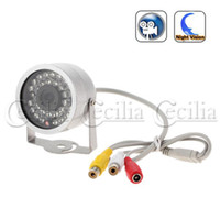 Wholesale Mini CMOS Surveillance Security Camera with LED Night Vision DC V SS150416