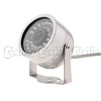 Wholesale home security Mini CMOS Surveillance Camera with LED Night Vision DVR Video recorder