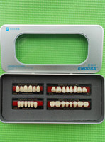 false teeth - 1 box set of Dental False Tooth Teeth Denture M32 size A2 color pc Teeth New