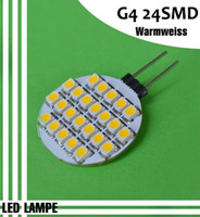 Wholesale New G4 SMD LED Marine Light Bulb Lamp Spotlight bulb lamp Volt Warm White pure white