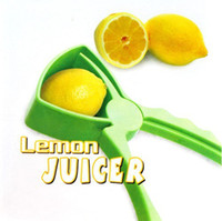 Wholesale Lemon juice Fruit juicer squeezer winepress on TV NEW