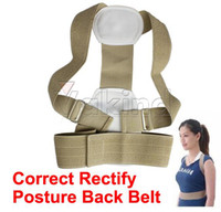 Back   Flexible Posture Shoulder Support Belt Correct Rectify Posture Beauty Back Belt