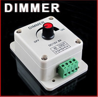 amp controller - PWM Dimming Controller For LED Lights or Ribbon Volt Amp DIMMER