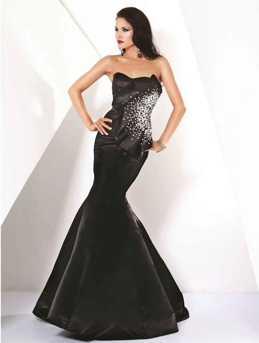 Black mermaid wedding dress images for Black mermaid wedding dresses