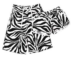 Wholesale New Fashion Lovers Zebra SURF BOARD SHORTS BEACH SWIM PANTS