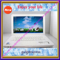 Wholesale Inch Notebook Laptop Intel Atom D2700 Ghz GB DDR3 RAM GB HDD DVD RW1