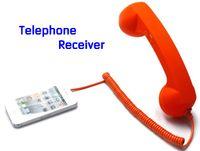 Wholesale Sample order Anti radiation Fashion Headphones mm Wired Retro Telephone Handset Handheld Receiver