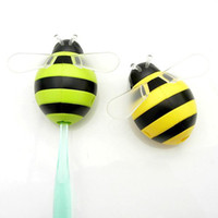 Wholesale Pieces New Mini Cartoon Portable Toothbrush Holder With Bee Shape