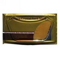 Wholesale Gold Collagen Crystal neck Mask Membrane Moisture Essence