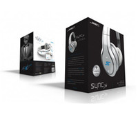 Wholesale Best Newest SYNC Cent Over Ear Headphone by SMS Audio wireless Headphones with bluetooth