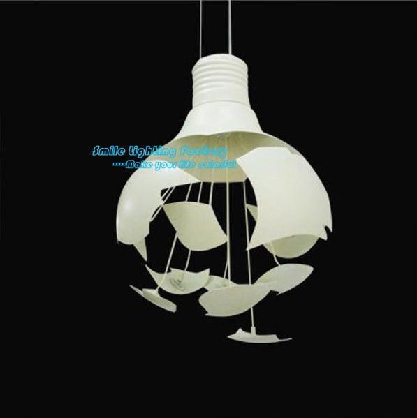 how to clean a broken light bulb