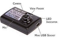 Wholesale The smallest Mini DV High Definition Digital Video Camera Motion detection Webcam