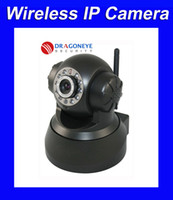Wholesale Freeshipping All in one Two way Audio Pan Tilt Nightvision Wireless ip camera wifi IP camera