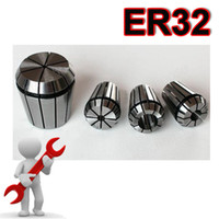 Wholesale Complete ER32 Spring Collet Chuck Holder Collets Set mm