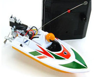 Wholesale Hot sale New RC Micro Mini Racing Boat Motor Remote Radio Control Boat Model