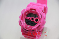 g-shock - gd digital shining watch g watch silicone sport shocked watch GD100