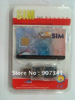 Wholesale 16 in GSM SIM Cell Phone Magic Super SIM Max Card Set
