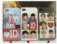 Wholesale New Model Faves One direction band music Phone case hard PC back cover For G kker