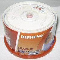 Wholesale RISHENG X DVD R Burn Dsh DVD Burning Disk Blank DVD Burn A CD Of Barrels