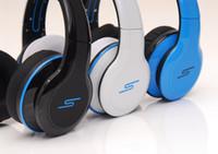Rue sms via un casque d'oreille Avis-^ _ ^ La nouvelle rue d'arrivée par la centaine 50 Cent SMS Sync audio par 50 Cent Over-Ear filaire écouteurs stéréo DJ Noise Cancellation Low Price