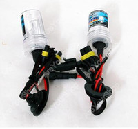 Wholesale 2 X Car Headlight Head light Xenon HID Bulb single beam H3 K