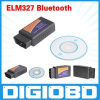Code Reader For Porsche elm327 Bluetooth ELM327 OBD2 CAN-BUS Diagnostic Interface Scanner Auto code reader V1.4 ELM 327 Interface